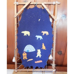 NAshook wall hanging