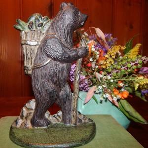 bear doorstop