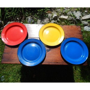 enamelware plates 2