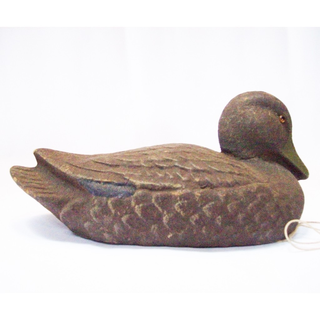 Vintage Carry-Lite Decoy