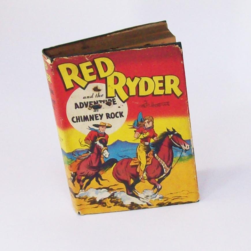 Vintage Red Ryder Children's Book