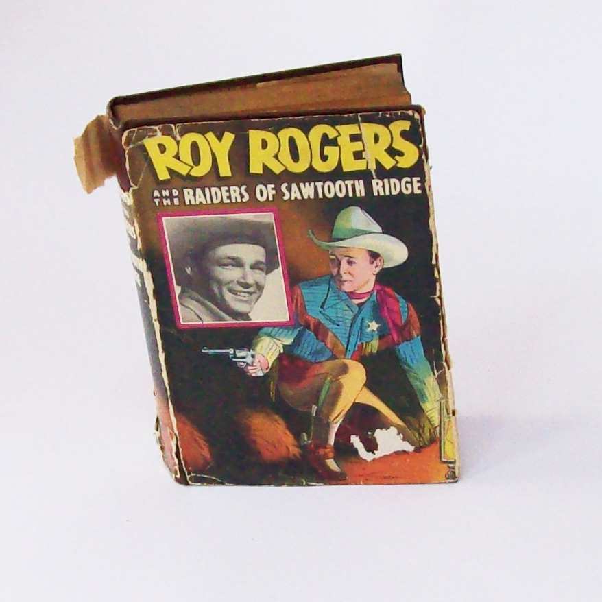 Vintage Roy Rogers Children's Book