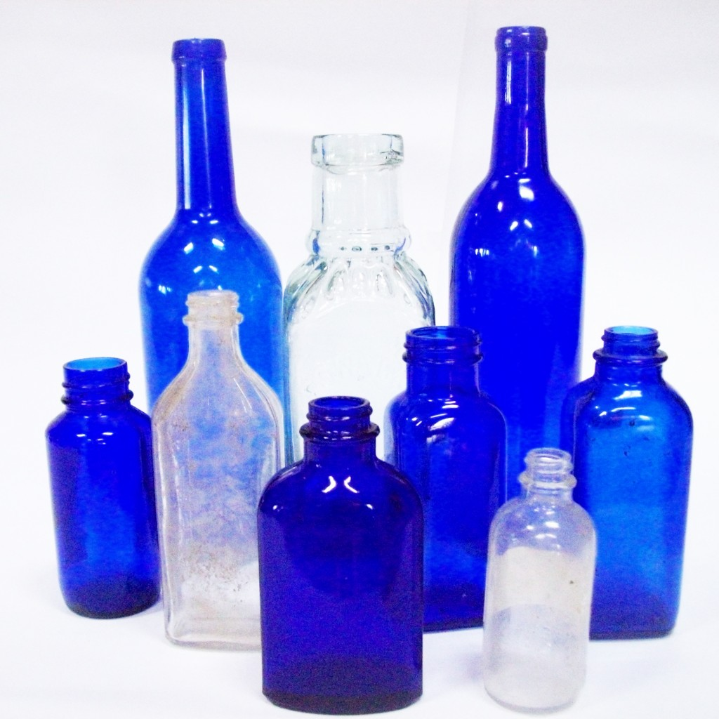 Antique & Vintage Bottles