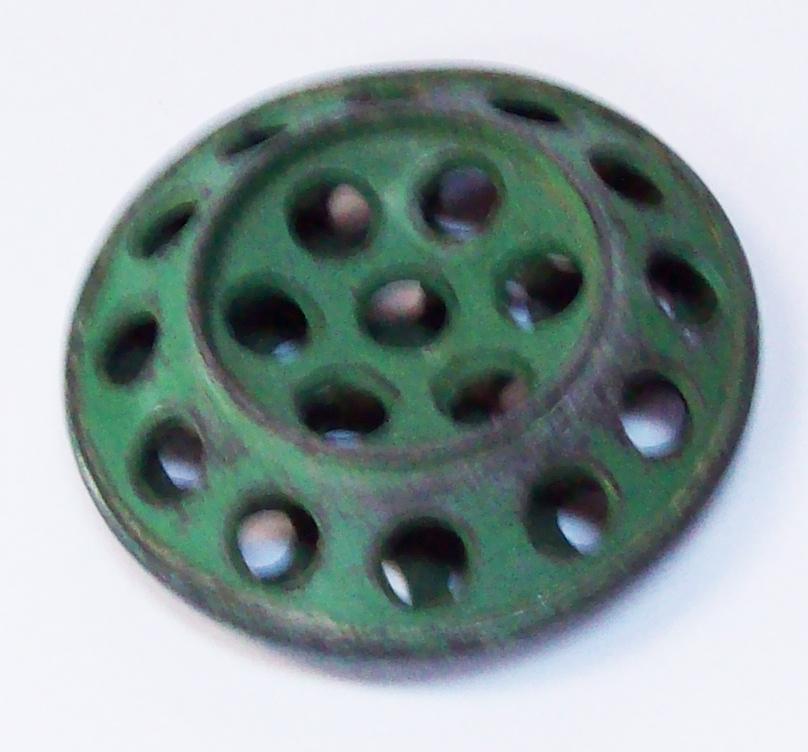 Cast Iron Flower Frog