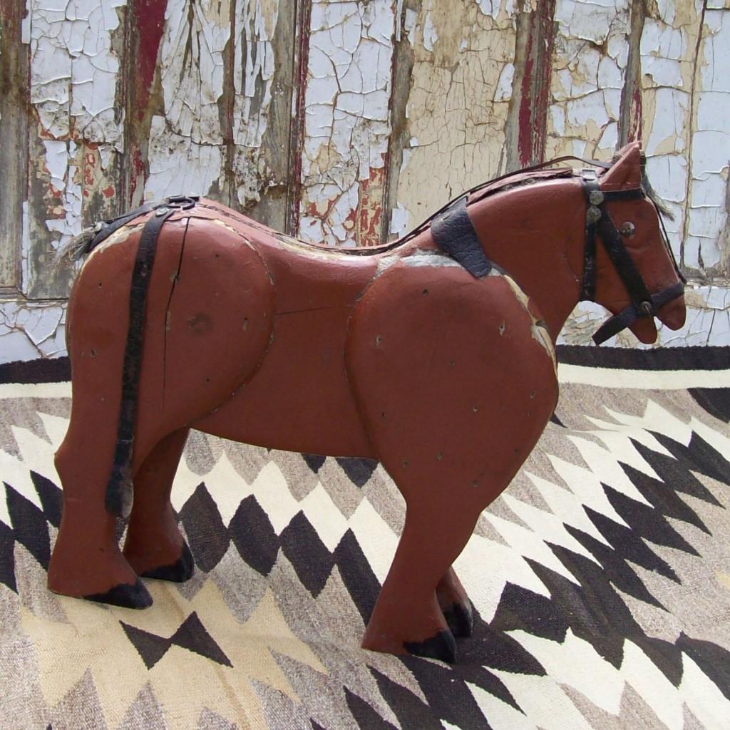 Folk Art Horse